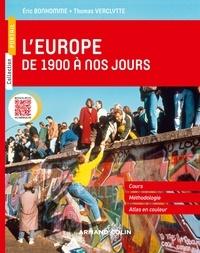 Eric Bonhomme et Thomas Verclytte - L'Europe de 1900 à nos jours.