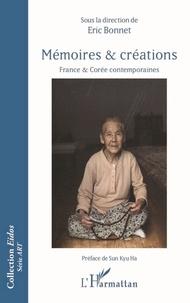 Téléchargements gratuits de livres mp3 Mémoires et créations  - France et Corée contemporaines