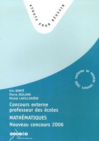 Mathématiques - Concours externe de professeur des écoles 2006.pdf