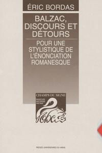 Balzac, discours et détours - Pour une stylistique de lénonciation romanesque.pdf