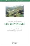 Eric Bordessoule et  Collectif - Les montagnes.