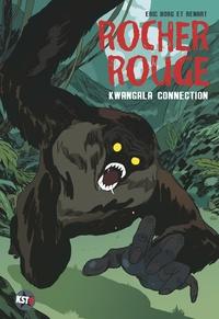 Eric Borg et  Renart - Rocher rouge Tome 2 : .