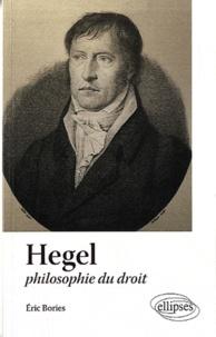 Histoiresdenlire.be Hegel - Philosophie du droit Image