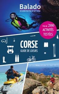 Eric Boucher - Corse - Près de 200 activités testées.