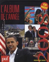 Eric Branca - L'album de l'année 2008 - Perspectives 2009.