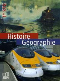 Eric Breton et Eric Chaudron - Histoire Géographie 1e STG.