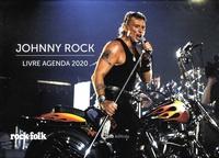 Eric Breton - Johnny Rock - Livre agenda.