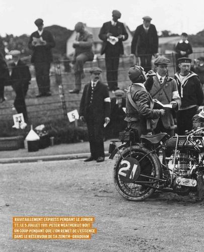 La course de l'extrême. Isle of Man Tourist Trophy