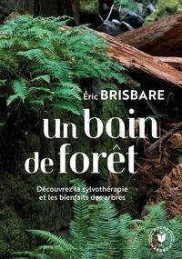 Eric Brisbare - Un bain de forêt - Découvrez le pouvoir de la sylvothérapie.