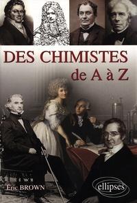 Rhonealpesinfo.fr Des chimistes de A à Z Image