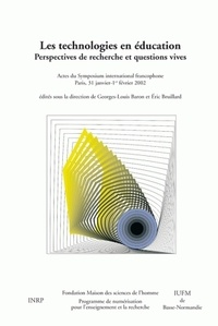 Eric Bruillard et  Collectif - .