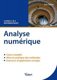 Rhonealpesinfo.fr Analyse numérique - Cours & exercices corrigés. Licence 2 & 3 Mathématiques Image