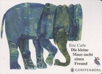Eric Carle - Die kleine Maus sucht einen Freund.
