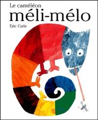 Eric Carle-Hörbuch - Le caméléon méli-mélo.