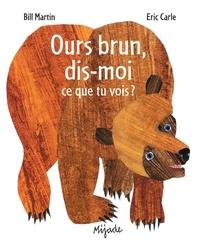 Eric Carle-Hörbuch et Bill Martin - Ours brun, dis-moi....