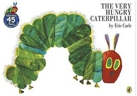 Eric Carle-Hörbuch - The very hungry caterpillar hardback.
