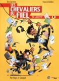Eric Carriere et Francis Ginibre - Les Chevaliers du fiel en liberté Tome 1 : .