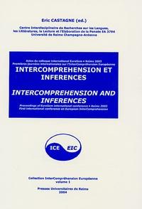 Eric Castagne - Intercompréhension et interférences.