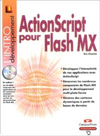 ActionScript pour Flash MX - Eric Charton | Showmesound.org