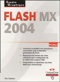 Eric Charton - Flash MX 2004.