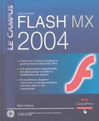Eric Charton - Flash MX 2004. 1 Cédérom