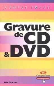 Gravure de CD et DVD - Eric Charton | Showmesound.org