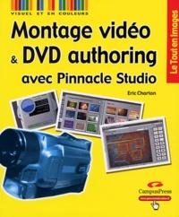 Eric Charton - Montage vidéo et DVD authoring avec Pinnacle Studio.