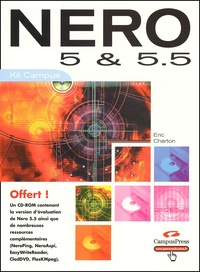 Eric Charton - Nero 5 & 5.5. 1 Cédérom