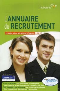 L'Annuaire du recrutement- Le guide de la recherche d'emploi - Eric Charvet |