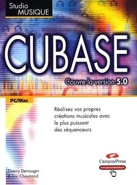 Eric Chautrand et Thierry Demougin - Cubase.