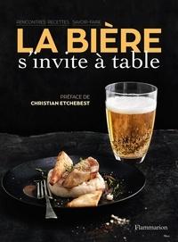 La bière sinvite à table - Rencontres, recettes, savoir-faire.pdf
