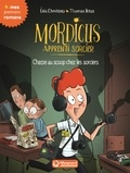 Eric Chevreau et Thomas Baas - Mordicus apprenti sorcier Tome 8 : Chasse au scoop chez les sorciers.