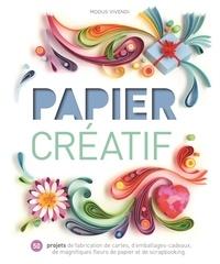 Eric Chevrette - Papier créatif.