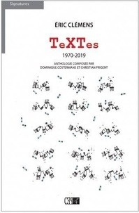Eric Clémens - Textes - 1970-2019.