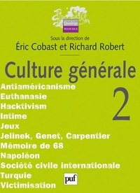 Eric Cobast et Richard Robert - Culture générale 2.