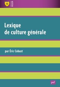 Lexique de culture générale.pdf