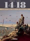 Eric Corbeyran et Etienne Le Roux - 14-18 Tome 9 : Sur la terre comme au ciel (juillet 1918).