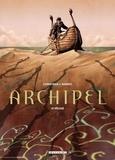 Eric Corbeyran et  Barbay - Archipel Tome 1 : Le déluge.