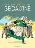 Eric Corbeyran et  Béja - Bécassine  : Les vacances de Bécassine - Edition limitée avec un carnet de croquis.