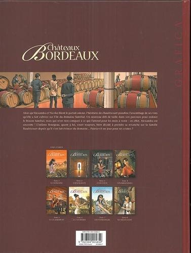 Châteaux Bordeaux Tome 9 Les Primeurs