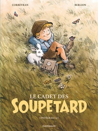 Eric Corbeyran et Olivier Berlion - Le cadet des Soupetard Intégrale Tome 1 : .