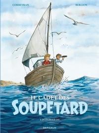 Eric Corbeyran et Olivier Berlion - Le cadet des Soupetard Intégrale Tome 2 : .
