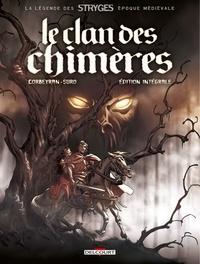 Eric Corbeyran et Michel Suro - Le Clan des Chimères Intégrale : .