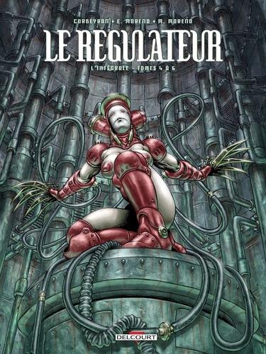 Le régulateur L'intégrale Tomes 4