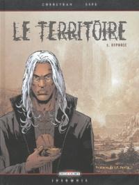 Eric Corbeyran et  Espé - Le Territoire Tome 2 : Hypnose.