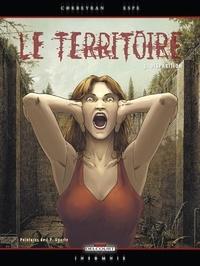 Eric Corbeyran et  Espé - Le Territoire Tome 3 : Disparition.