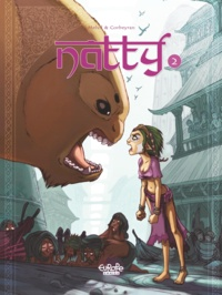 Eric Corbeyran et  Melvil - Natty - Volume 2.