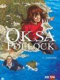 Eric Corbeyran et  Nauriel - Oksa Pollock Tome 2 : L'ennemi.