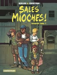 Eric Corbeyran et  Berlion - Sales mioches ! Intégrale Tome 1 : .