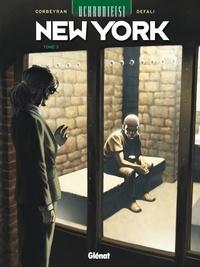 Eric Corbeyran et  Defali - Uchronie(s) : New York Tome 3 : Retrouvailles.